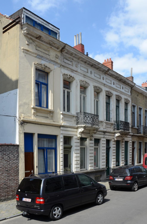 Rue Vondel 8 à 12, 2014