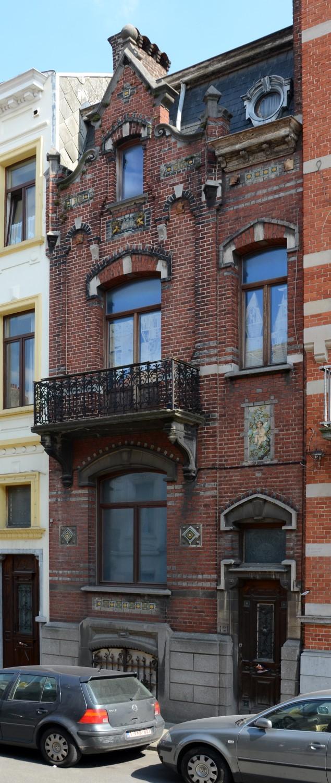 Rue Vondel 121, 2014