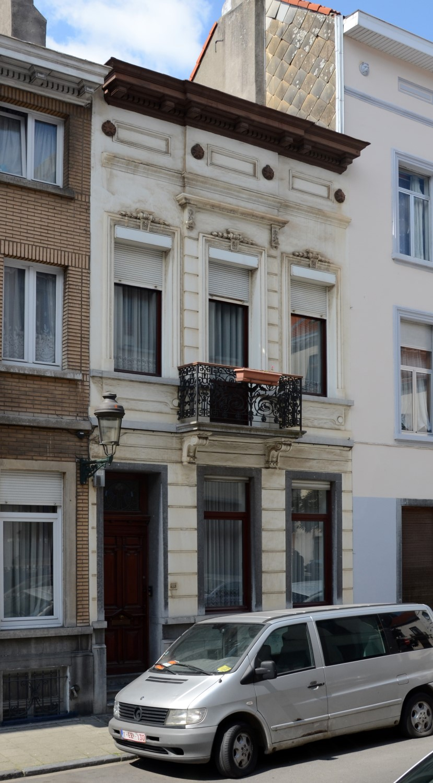Rue Vondel 124, 2014