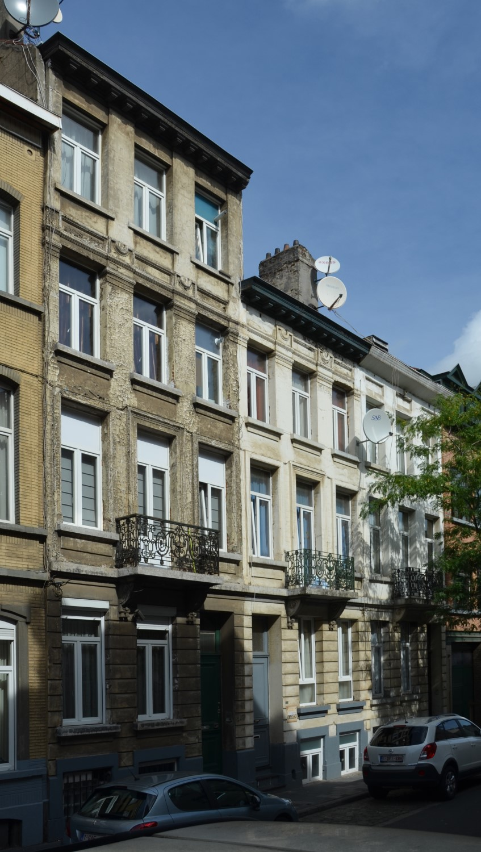 Rue d'Aerschot 249 à 253, 2014
