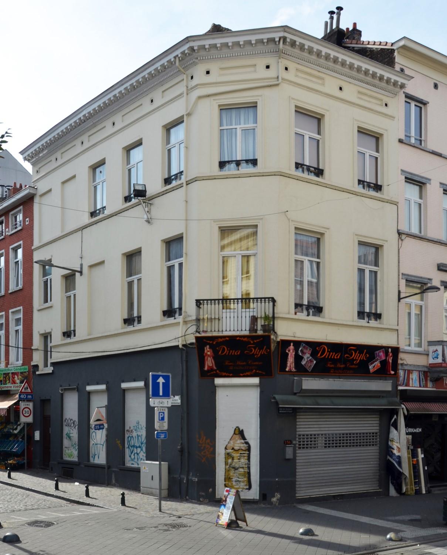 Rue de Brabant 156 - rue de la Fraternité 1 , 2014