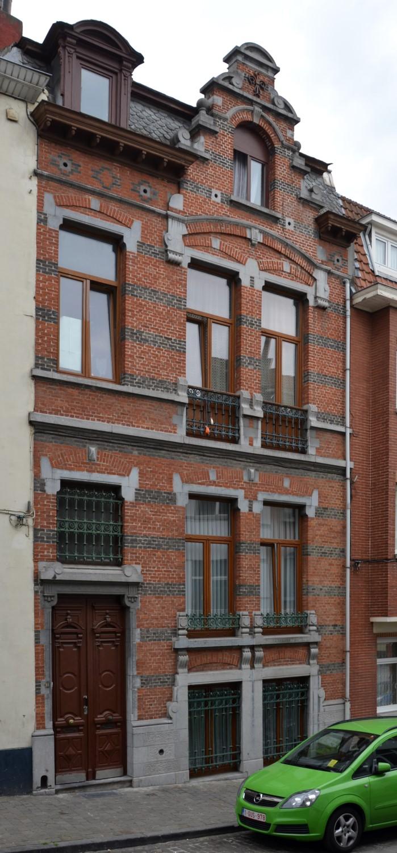 Rue Brichaut 42, 2014
