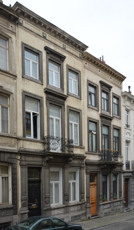 Rue De Locht 61 et 59, 2014