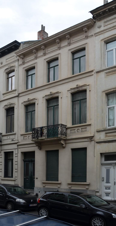 Rue De Locht 103, 2014