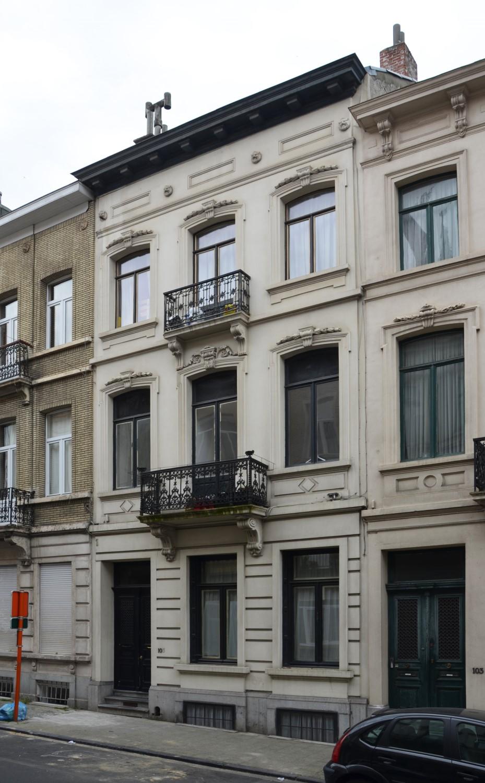 Rue De Locht 105, 2014