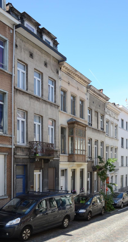 Rue de la Fraternité 19 à 13, 2014