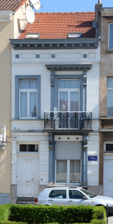 Place Lehon 19, 2014