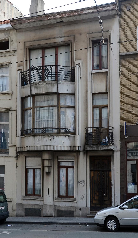 Rue des Palais 11, 2014
