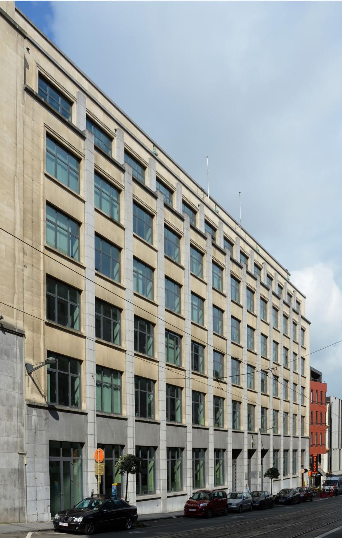 Rue des Palais 48-62, 2014