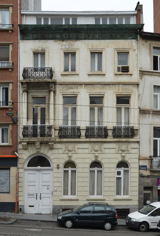 Rue des Palais 112, 2014