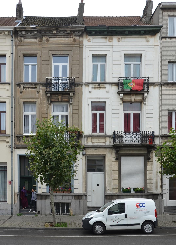 Rue des Palais 189 et 187, 2014