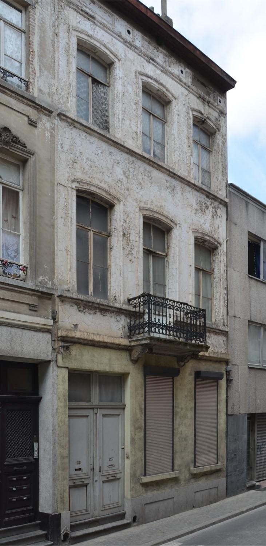 Rue des Plantes 125-127, 2014