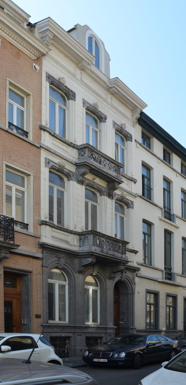 Rue de la Poste 132, 2014