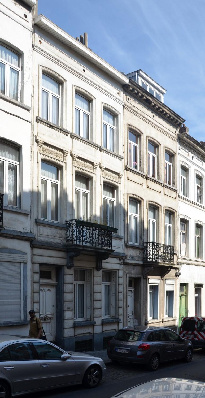 Rue de la Poste 233 et 235, 2014