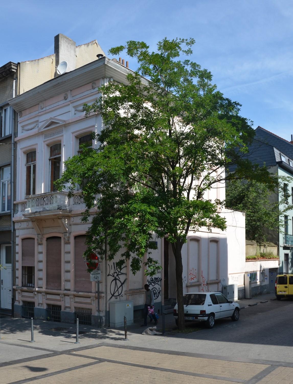 Rue de la Poste 245, 2014