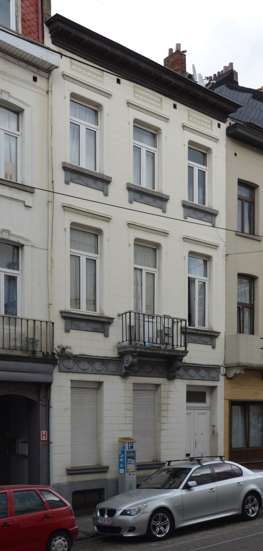 Rue Rogier 204, 2014