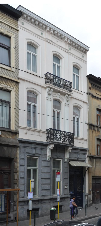 Rue Rogier 226, 2014