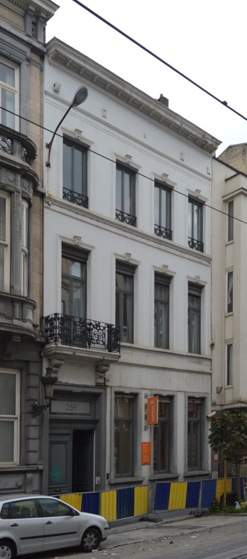 Rue Royale 269, 2014