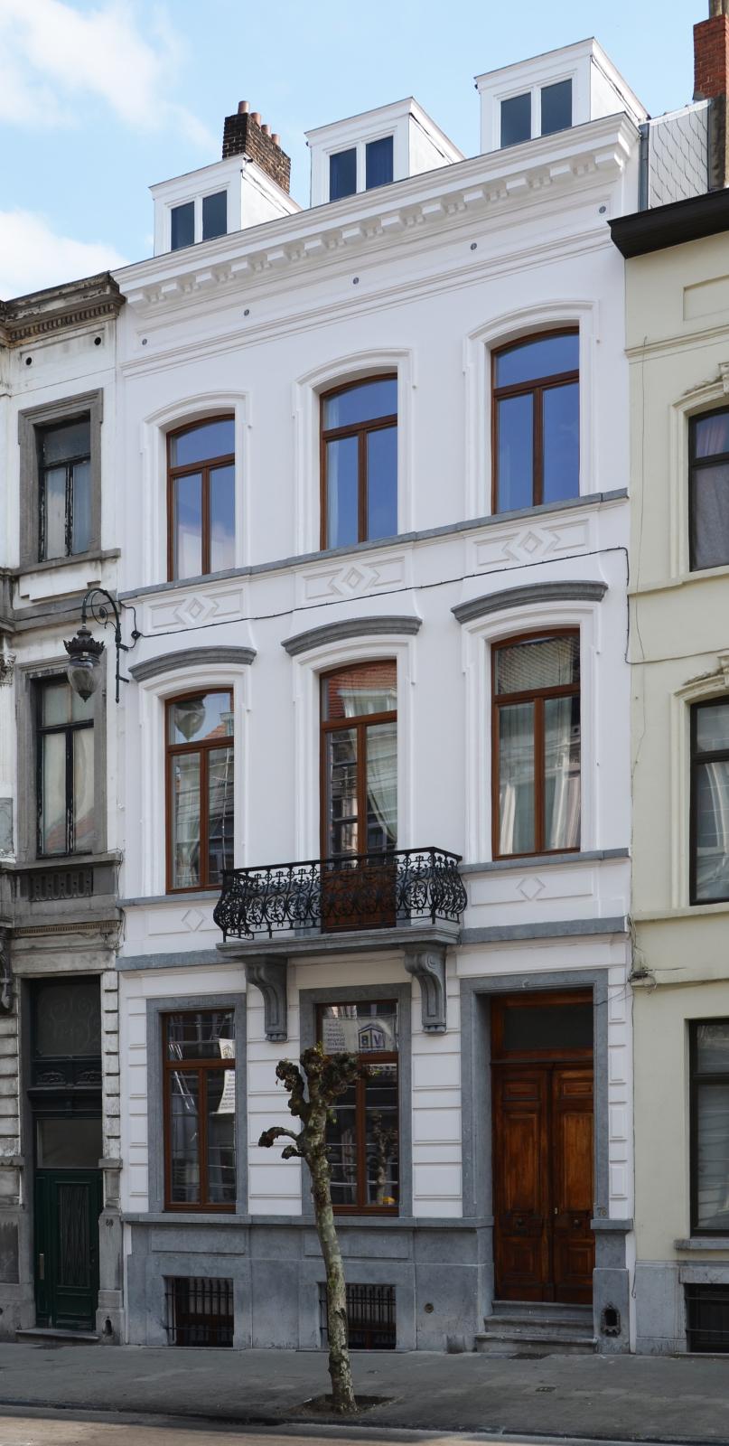 Rue Royale Sainte-Marie 78, 2014