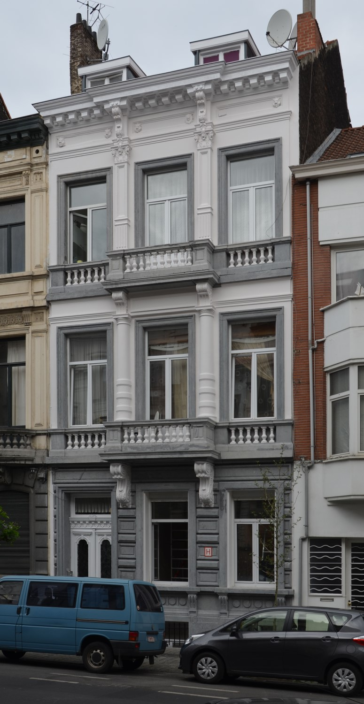 Rue Royale Sainte-Marie 109, 2014