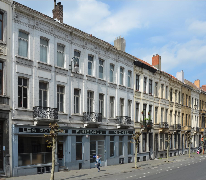 Rue Royale Sainte-Marie 185 à 201, 2014
