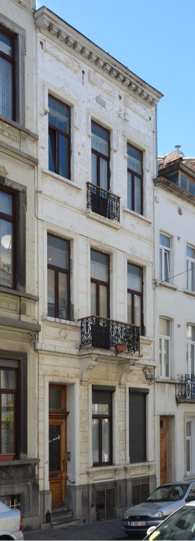 Rue Vandeweyer 57, 2014