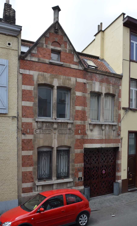 Rue Verte 181, 2014