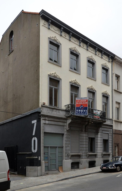 Rue de la Consolation 72, 2012