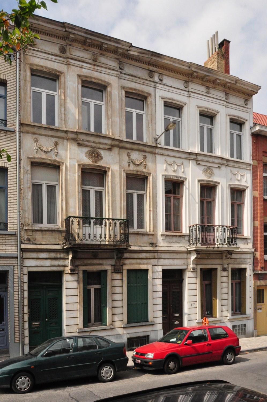Trooststraat 109 en 107, 2012