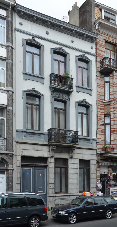Rue des Coteaux 51, 2014