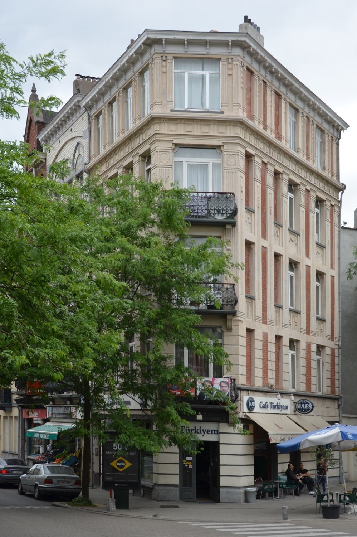 Rue des Coteaux 160-162, 2014