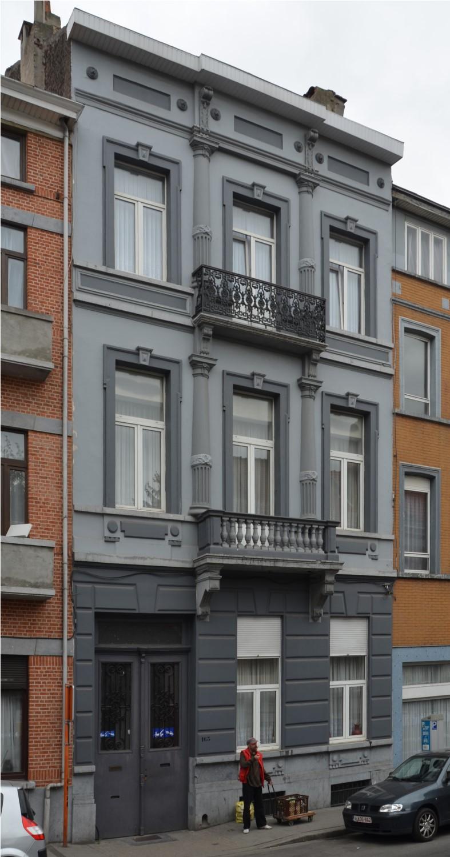Rue des Coteaux 163, 2014