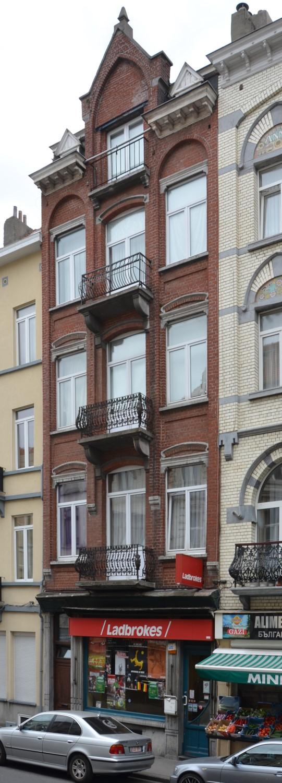 Rue des Coteaux 168-170, 2014