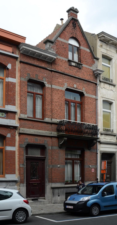 Rue de l'Est 52, 2014