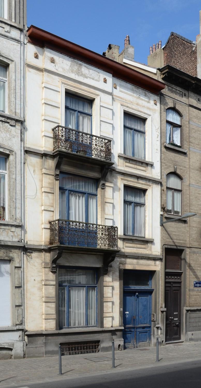 Rue Kessels 78, 2014