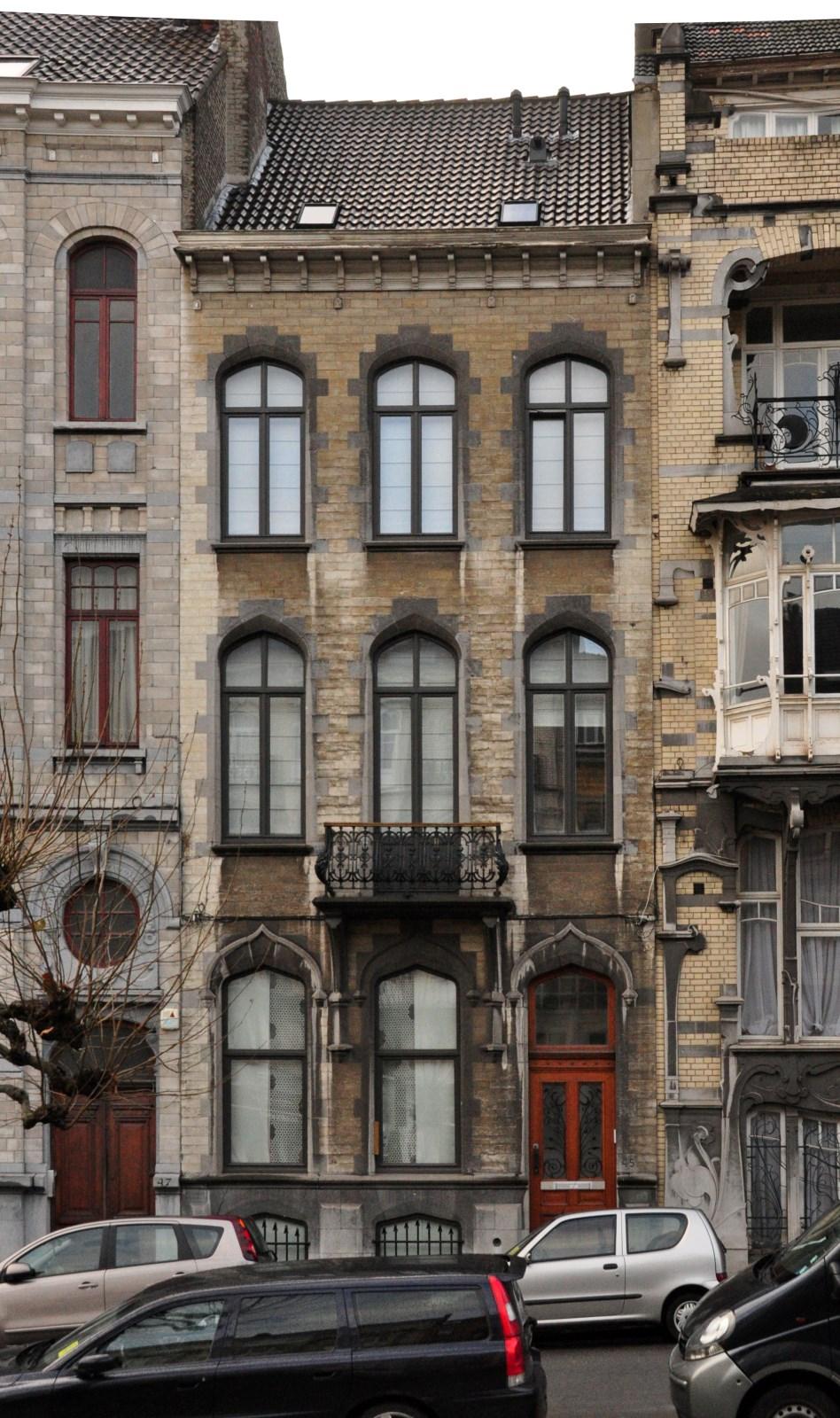 Avenue Louis Bertrand 45, 2012