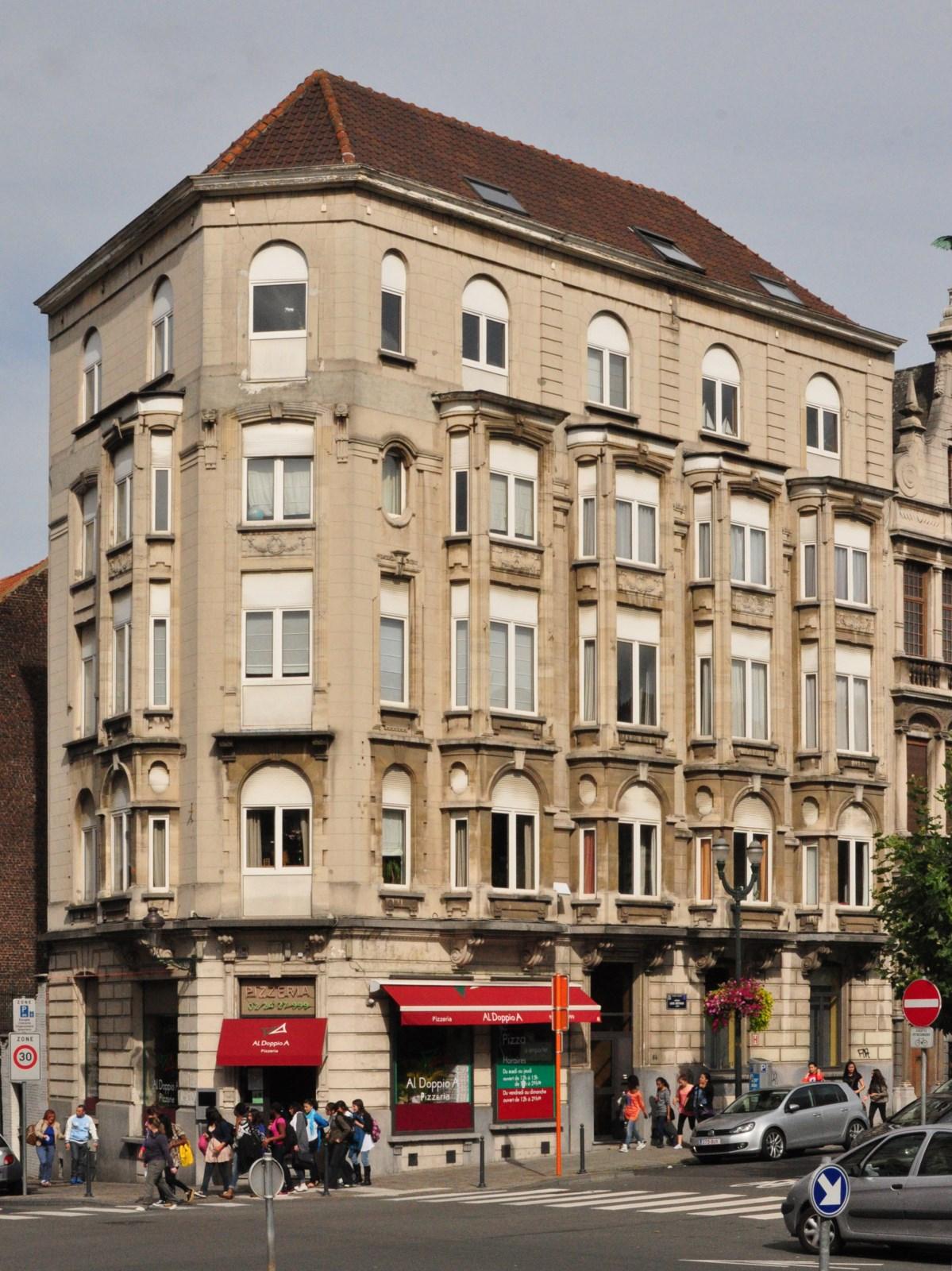 Avenue Louis Bertrand 62-64, 2012
