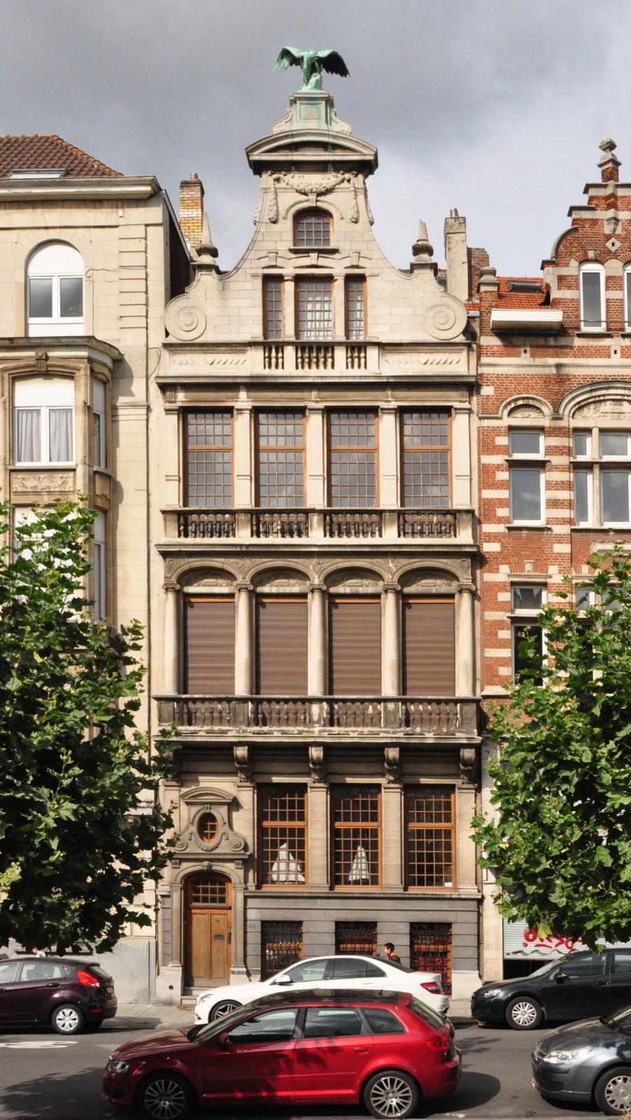 Avenue Louis Bertrand 66, 2012