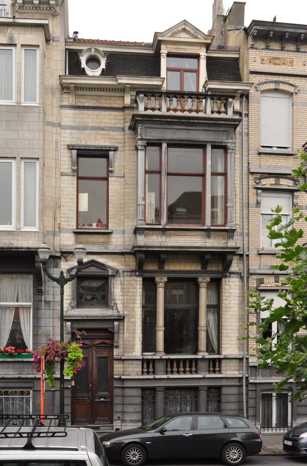 Avenue Louis Bertrand 85, 2012