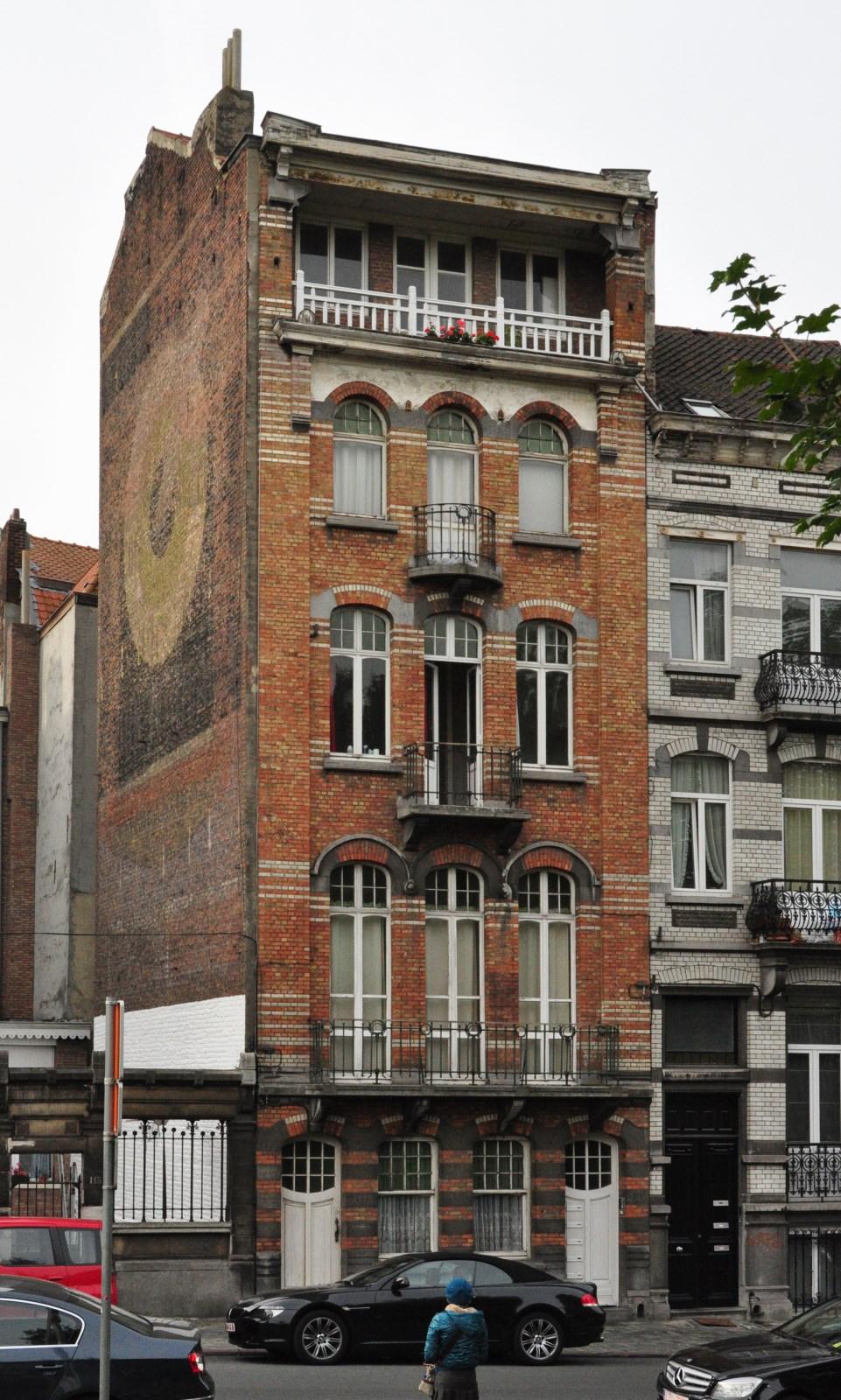 Avenue Louis Bertrand 111-113, 2012