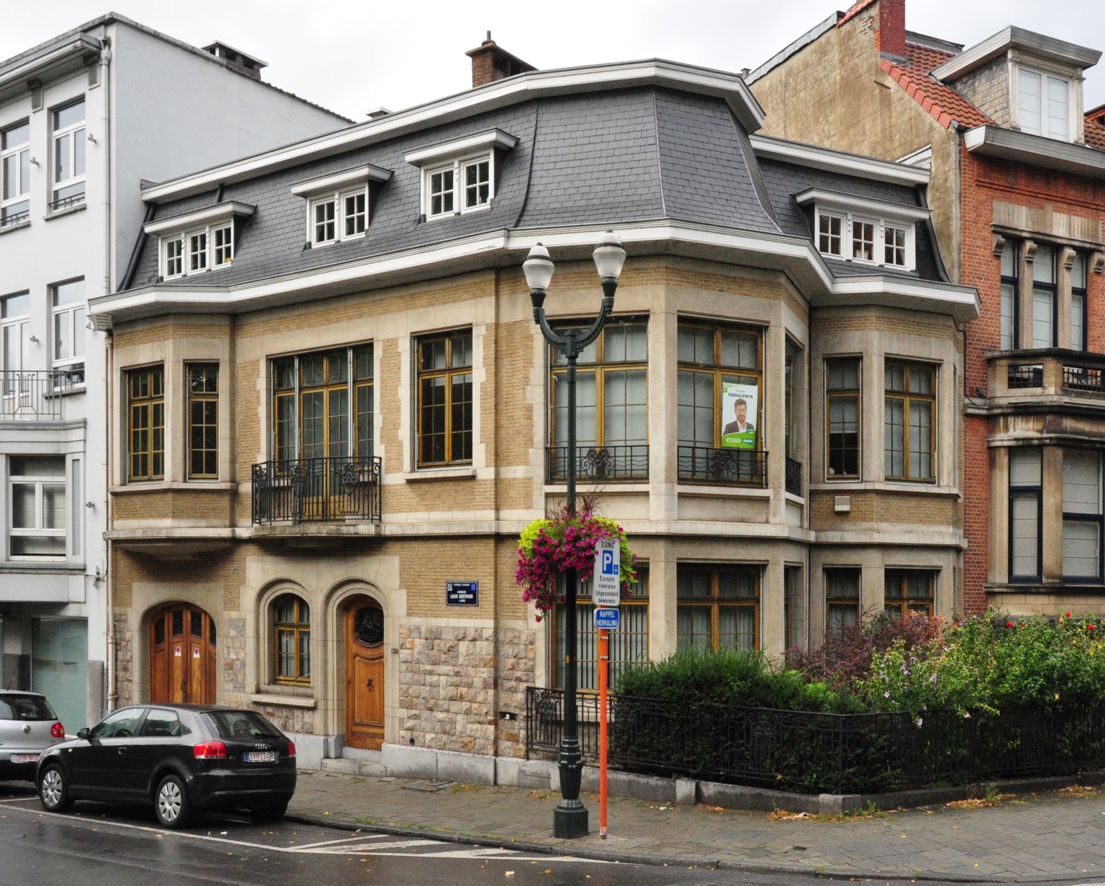 Avenue Louis Bertrand 128, 2012