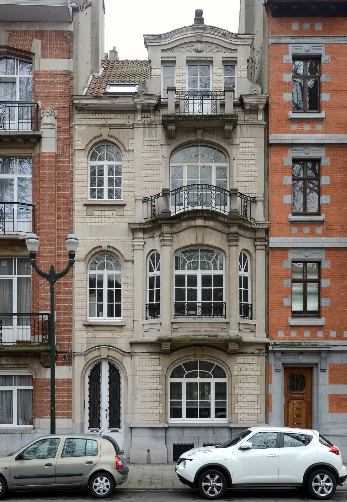 Avenue Paul Deschanel 44© ACS/Urb. 208-42 (1927)