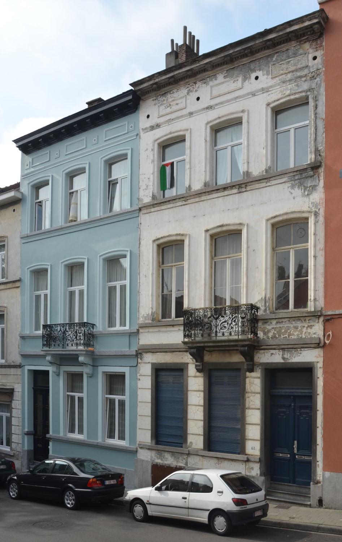 Rue Philomène 65 et 63, 2014