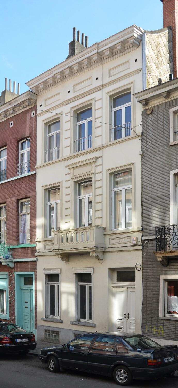 Rue de Robiano 49, 2014