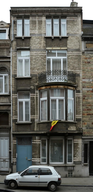 Rue Roelandts 13, 2014