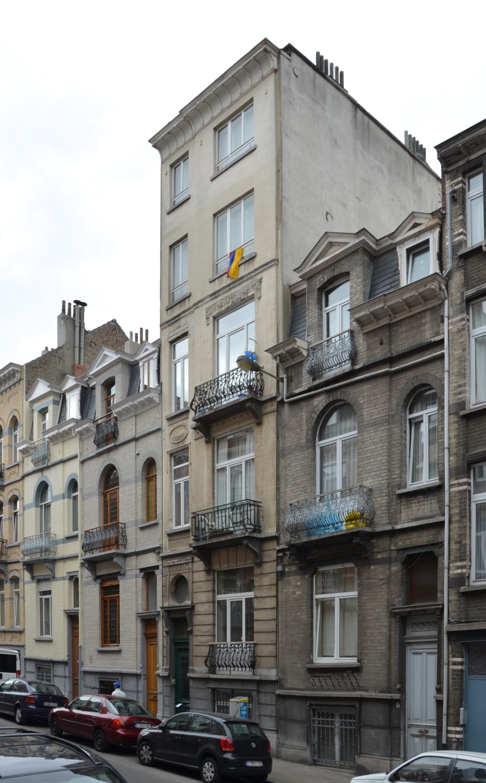 Rue Roelandts 21 à 15, 2014