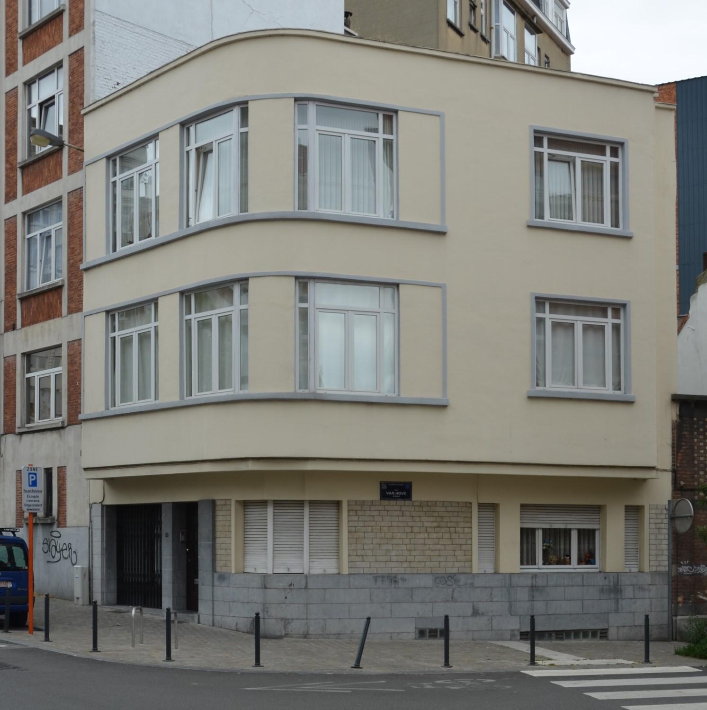 Rue Roelandts 33-35, 2014
