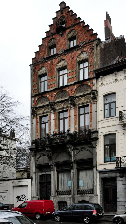 Avenue Rogier 22, 2011