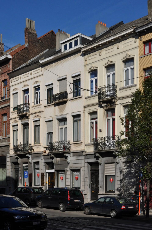 Avenue Rogier 62 à 66, 2011