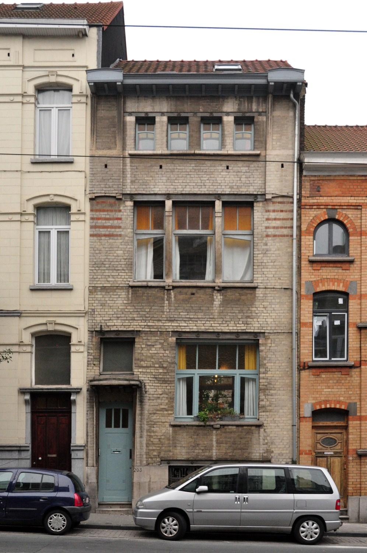 Avenue Rogier 203, 2011